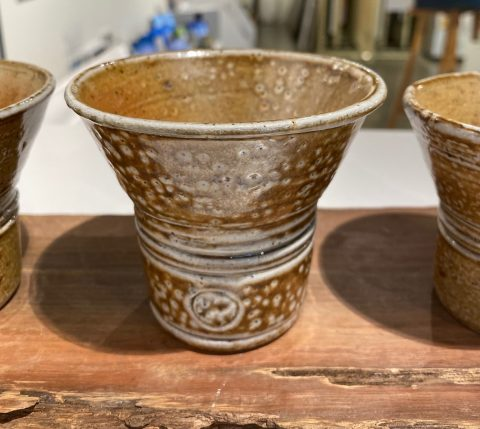 Cappuccino cups ( set of 5)