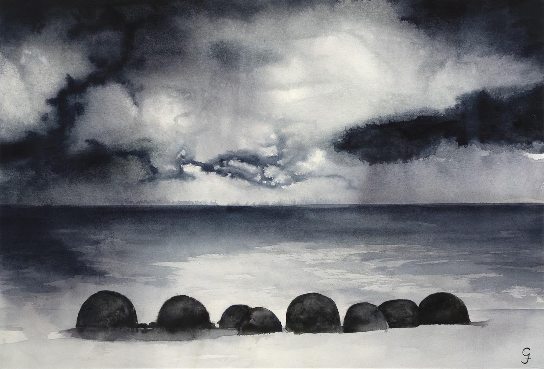 Silent Stones -