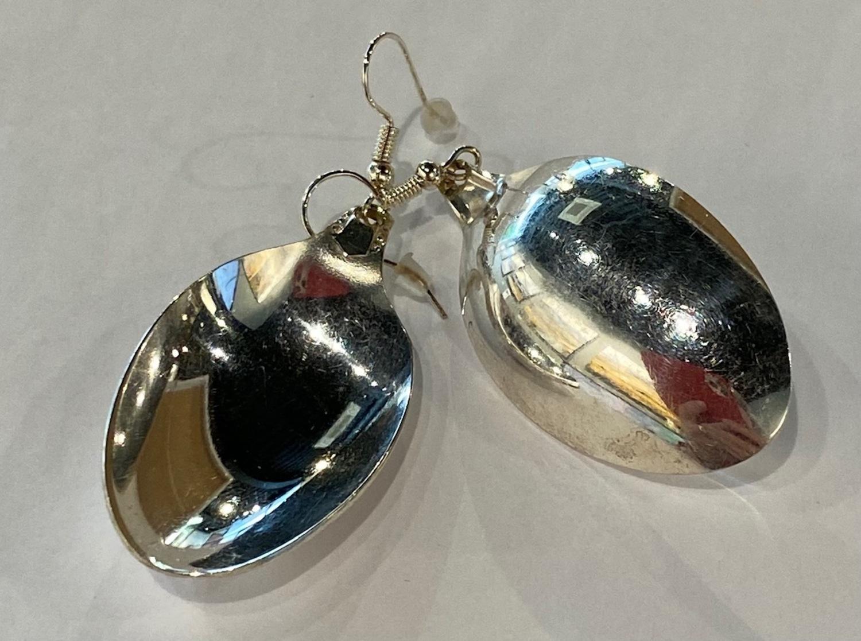 Spoon Earrings - large