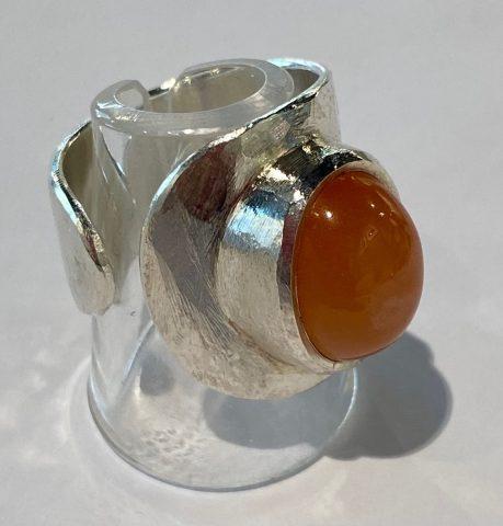 Carnelian Ring (6205)