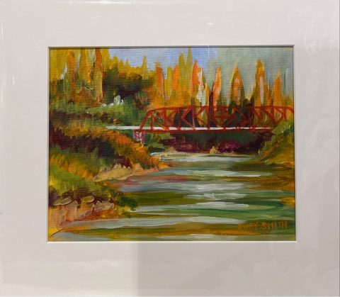 The Clyde Bridge