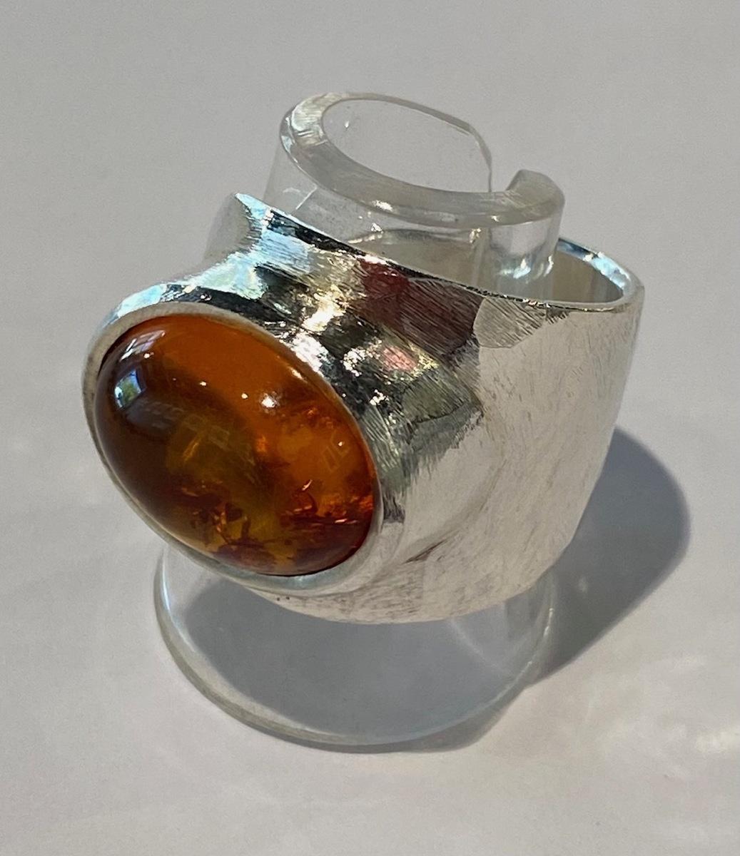 Amber Ring (6189)
