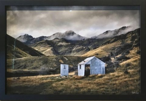 Musterers Hut, Central Otago