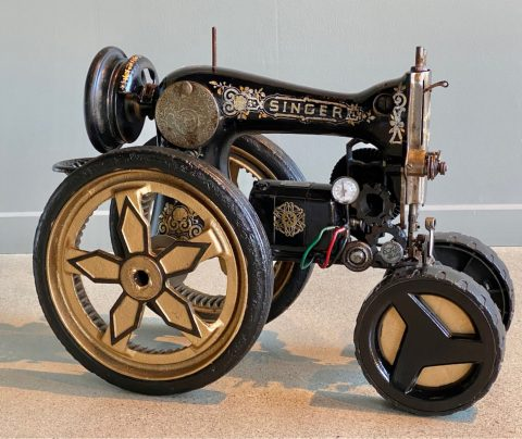 'Singer' Tractor