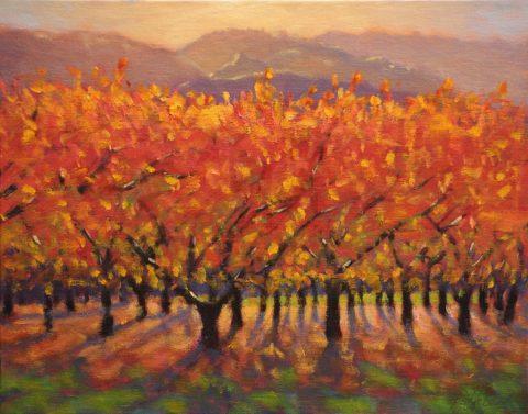 Autumn Apples, Earnscleugh