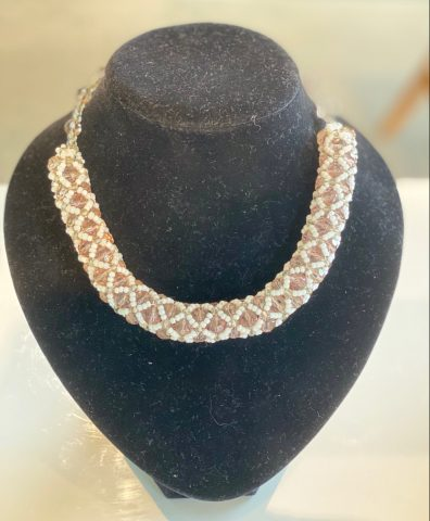 Netted Necklace -