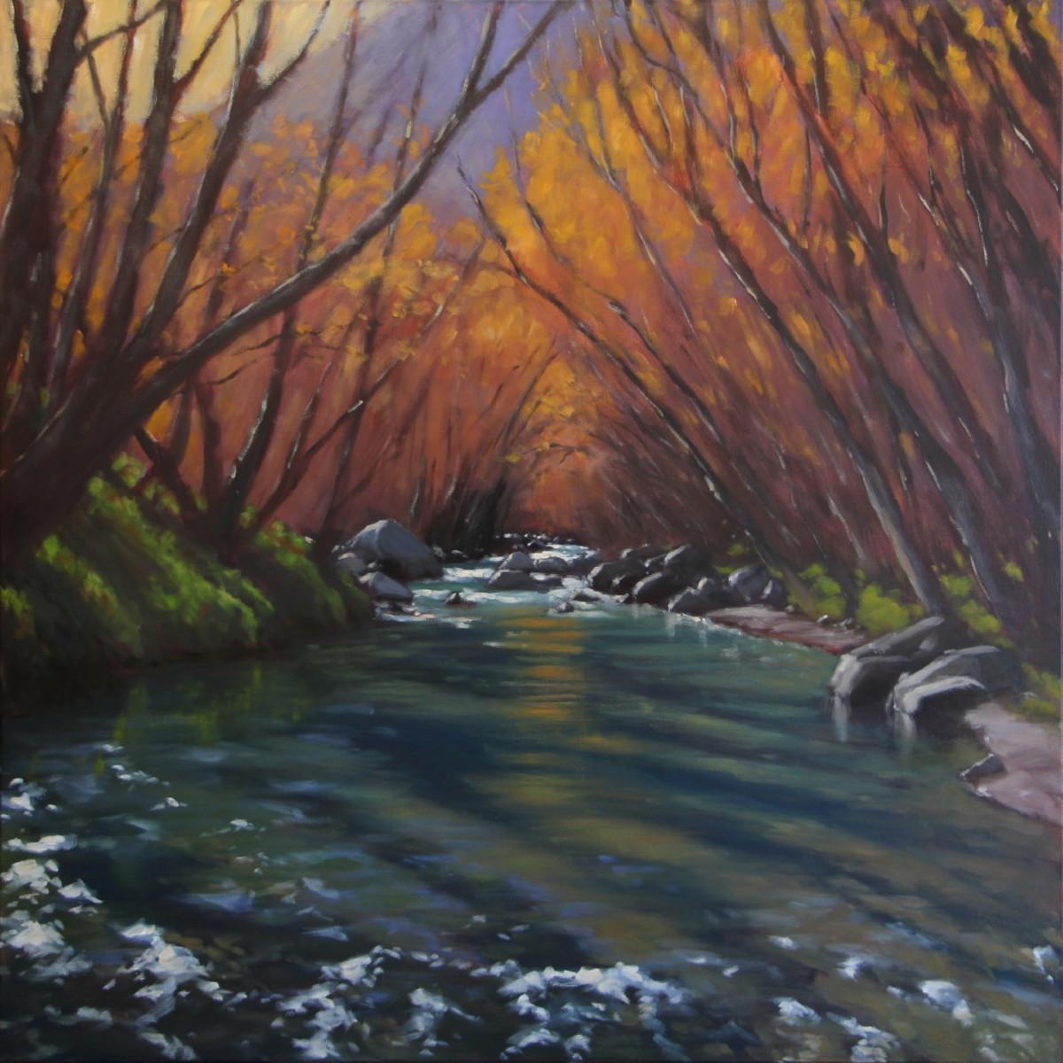 Lindis River -
