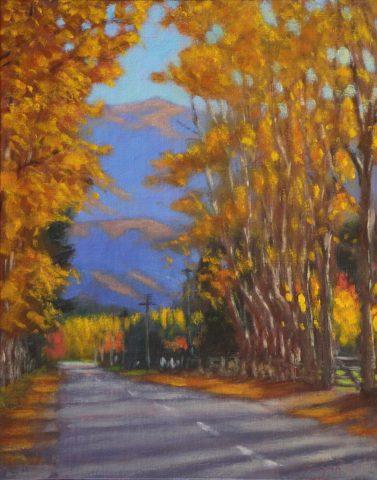 Autumn, Young Lane