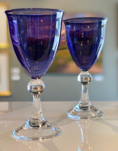 Goblets - pair